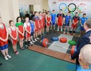 Открытый областной турнир по тяжелой атлетике памяти Костылева провели в новом зале Витебска