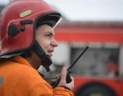На пожаре в Докшицком районе погиб мужчина