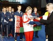 Воспитанники витебской школы по вьет во дао вернулись с наградами с первенства Европы в Румынии