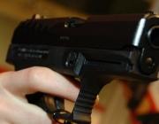 В Городке парень устроил стрельбу из пневматики по выпивающей компании
