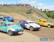 Рекордное количество гонщиков приняло участие в III этапе чемпионата Беларуси по автокроссу в Орше