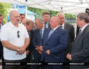 Лукашенко: Беларусь получает солидную отдачу от вложенных в модернизацию переработки средств