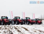 Тракторное ралли от МТЗ «Париж — Мосар» прошло в Витебской области (+ФОТО и ВИДЕО)