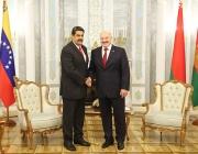 Тема недели: Беларусь и Венесуэла намерены наращивать сотрудничество
