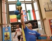 35 рекордов установлено во время III Всемирной олимпиады по гиревому триатлону в Витебске (+ФОТО)