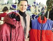 Спецодежду из Чашник носят сотрудники многих витебских предприятий