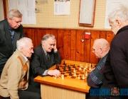 Блиц-турнир по шахматам для пожилых людей прошел в Витебске