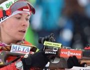 Надежда Скардино заняла 6-е место в гонке преследования на КМ в Швеции