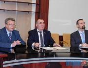 Российские журналисты посетили Полоцк в рамках пресс-тура по стране