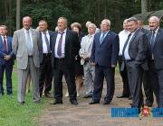 Депутаты дали высокую оценку новому оздоровительному лагерю «Орион» в Городокском районе