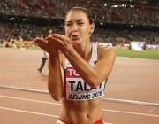 Алина Талай завоевала «бронзу» на турнире в Берлине и установила личный рекорд