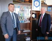 Чрезвычайный и Полномочный Посол Республики Молдова в Беларуси посетил Глубокский район