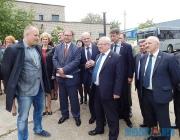 Развитие предпринимательства и использование госимущества обсудили на заседании облсовета в Толочине