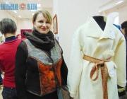 Старинная белорусская одежда представлена на выставке-конкурсе народного костюма в Витебске (+ФОТО)