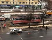 Автомобиль сбил женщину с двумя детьми на пешеходном переходе в Витебске