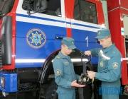 Городокский РОЧС отмечает 130-летие с момента образования в районе первой пожарной команды