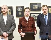 Краски и образы трагедии. Графика Меера Аксельрода представлена в Витебске