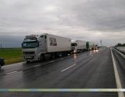 Витебские таможенники не пропустили в РФ более 70 тонн санкционной продукции
