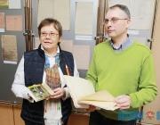В Витебске выпустили новую книгу о Юрии Пэне, которая исправляет ошибки прежних изданий