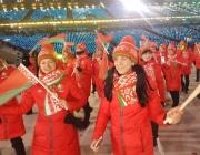 Беларусь занимает 15-ю позицию в медальном зачете Олимпиады-2018 в Пхёнчхане
