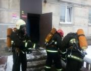 При пожаре в Толочине погиб мужчина, 6 человек эвакуированы