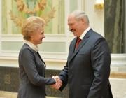 Четыре представительницы Витебской области получили награды из рук Президента