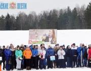 1 400 жителей Новополоцка приняли участие  в лыжных забегах
