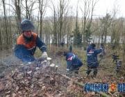 """В Витебской области во время акции """"Чистый лес"""" благоустроят более 220 участков"""