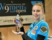 Домашние тренировки и поездки на турниры за свой счет. Как девушка из Витебска стала знаменитой бильярдисткой