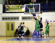 Витебские баскетболисты после игры с минчанами удержались на 4-й строчке турнирной таблицы