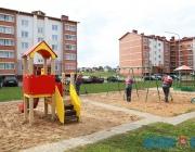 Более 4 тыс. новых деревьев и 260 обустроенных придомовых территорий появились на Витебщине за год