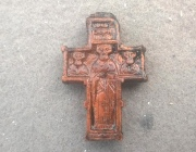 В Витебской области найден крест времен Ивана Грозного