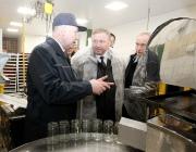 Премьер-министр Андрей Кобяков в Глубоком: «Принимаемые меры по финансовому оздоровлению предприятий АПК уже дают эффект»