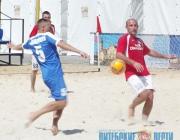 Решающие матчи для витебских пляжных футболистов пройдут в Витебске в начале июля
