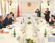 Официальная делегация китайской провинции Хейлунцзян посетила Витебск