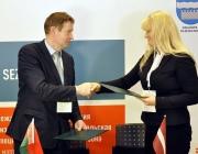 СЭЗ «Витебск» расширяет сеть партнеров в Прибалтике