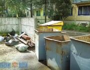 Меньше половины владельцев частных домов в сельской местности заключили договоры на вывоз мусора