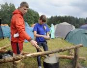 Более полутысячи учащихся Беларуси и России съедутся на турслет в Оршанском районе