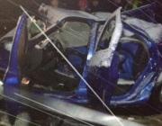 В Толочинском районе столкнулись легковушка, фура и микроавтобус