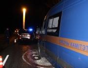 В автомобильной аварии в Городокском районе погибло 5 человек