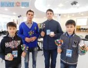 Собрать кубик Рубика за 9 секунд. В Новополоцке прошло соревнование по спидкубингу