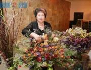 Какие шедевры можно создать из засушенных цветов? Показали витебские флористы-любители (ФОТОРЕПОРТАЖ)