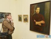 Неизвестные работы известного художника. Необычная выставка Михаила Савицкого открылась в Витебске (+ФОТО)