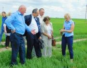Состояние и перспективы белорусского льна обсудили на семинаре в Глубоком