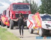 Чемпионат по ралли-рейдам «Баха Беларусь» в Полоцком районе определил сильнейших гонщиков страны