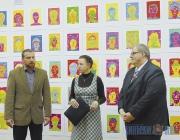 В Витебске проходит выставка графики Латвийской академии художеств