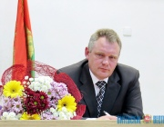 В Бешенковичах представили нового руководителя района