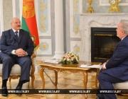 Лукашенко: Беларусь и далее будет для ОБСЕ хорошей опорой в центре Европы
