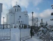 Паломницу обворовали в Спасо-Евфросиниевском монастыре в Полоцке