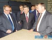 Ключевым направлением развития Оршанского района министр экономики назвал производственный блок